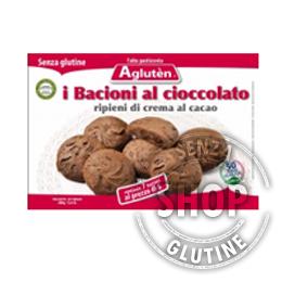 Bacioni al cioccolato Aglutèn senza glutine