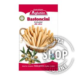 Bastoncini alle olive Aglutèn senza glutine
