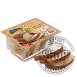 Bauletto Bianco Piaceri Mediterranei senza glutine