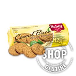 Cereal Bisco Schär senza glutine