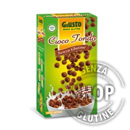 Cereali Cioco Tondo Giusto senza glutine