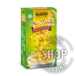 Oro Tondo con Miele Giusto senza glutine