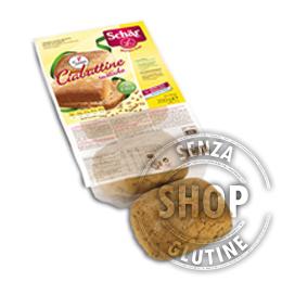 Ciabattine Rustiche Schär senza glutine