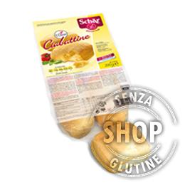 Ciabattine Schär senza glutine