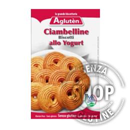 Ciambelline allo Yoghurt Aglutèn senza glutine