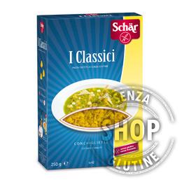 Conchigliette Schär senza glutine