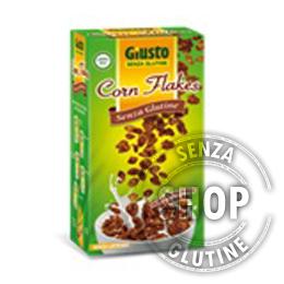 Corn Flakes con Cacao Giusto senza glutine