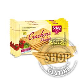 Crackers Poket Schär senza glutine