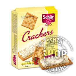 Crackers Schär senza glutine