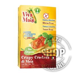 Crispy Crackers di Mais Viva Mais Probios senza glutine