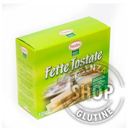 Fette Tostate Pandea senza glutine