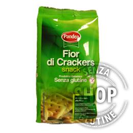Fior di Crackers Snack Pandea senza glutine
