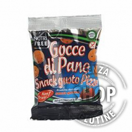 Gocce di pane gusto pizza Nutri Free senza glutine