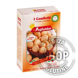 Gonfietti Aglutn senza glutine