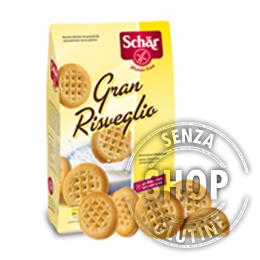 Biscotti Gran Risveglio Schär senza glutine