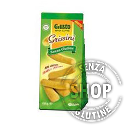 Grissini Giusto senza glutine