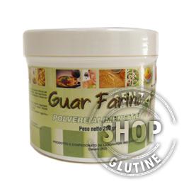 Farina di Guar Laboratori Bio Line senza glutine