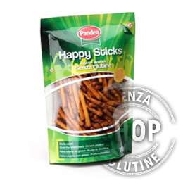 Happy Sticks Pandea senza glutine