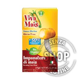 Impanatura di Mais Viva Mais Probios senza glutine