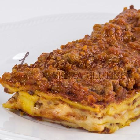 Lasagne senza glutine surgelate Laboratorio Senza Glutine senza glutine