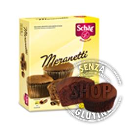 Meranetti Schär senza glutine