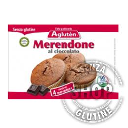 Merendone al Cioccolato Aglutèn senza glutine