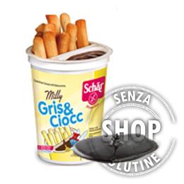 Milly Gris & Ciocc Schär senza glutine