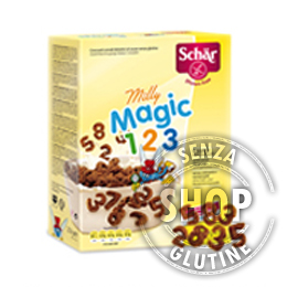 Milly Magic 1-2-3 Schär senza glutine