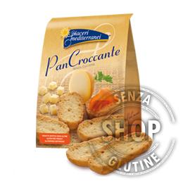 Pan Croccante Piaceri Mediterranei senza glutine