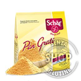 Pan Gratì Schär senza glutine
