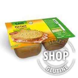 Pan Carré Giusto senza glutine