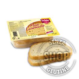 Pane Casereccio Schär senza glutine
