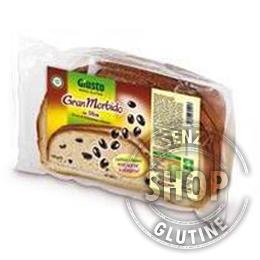Pane Gran Morbido con Olive Giusto senza glutine