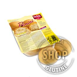 Panini Schär senza glutine