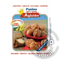 Panino Aglutèn senza glutine