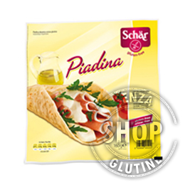 Piadina Sch&auml;r senza glutine