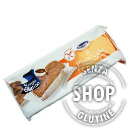 Plum Cake al Cacao con Crema di Nocciole Bononia senza glutine