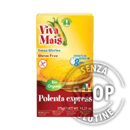 Polenta Express Viva Mais Probios senza glutine