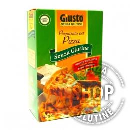 Preparato per Pizza Giusto senza glutine