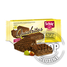 Quadritos Schär senza glutine