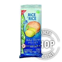 Riso Torty al Limone Rice&Rice Probios senza glutine