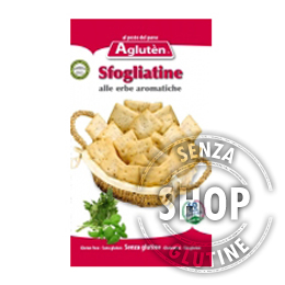Sfogliatine Aglutn senza glutine