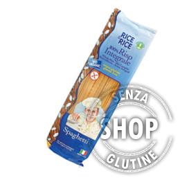 Spaghetti di Riso Integrale Rice&Rice Probios senza glutine