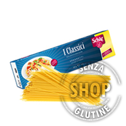 Spaghetti Schär senza glutine