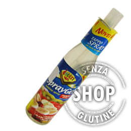 Gelatina Spray Decorì Lo Conte senza glutine