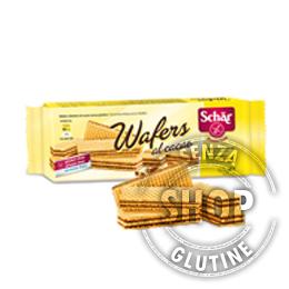 Wafers al Cacao Schär senza glutine