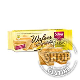 Wafers alla Vaniglia Schär senza glutine
