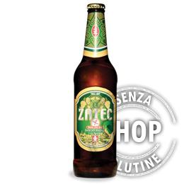 Birra Zatec senza glutine